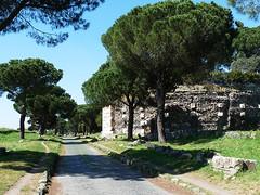 Řím – 10krát z Věčného města: Via Appia Antica (1. díl)