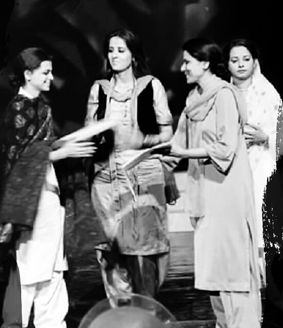 PYV's super ladies Khalida, Sahira, Uzma and Roohi