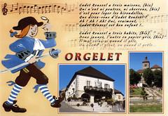 Cadet Roussel - Orgelet