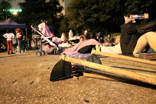 Movimentos por moradia inauguram Greve Geral com ocupação cultural em praça