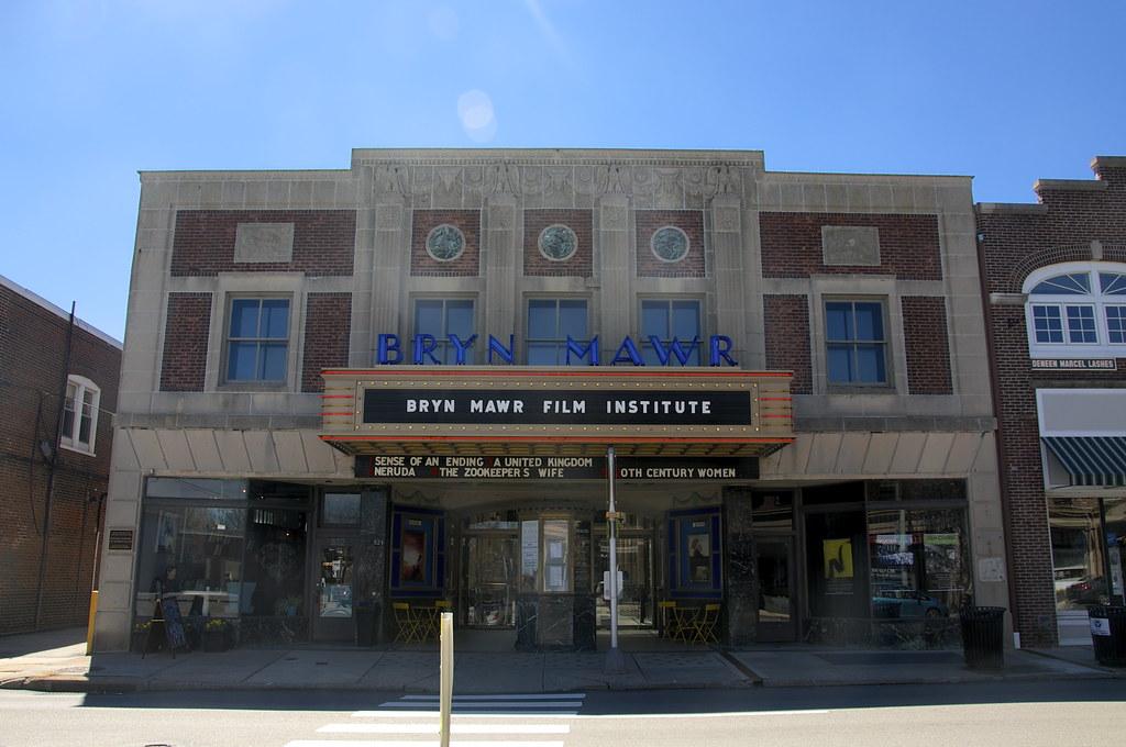 Bryn Mawr Film Institute - PA Pennsylvania Retro Roadmap