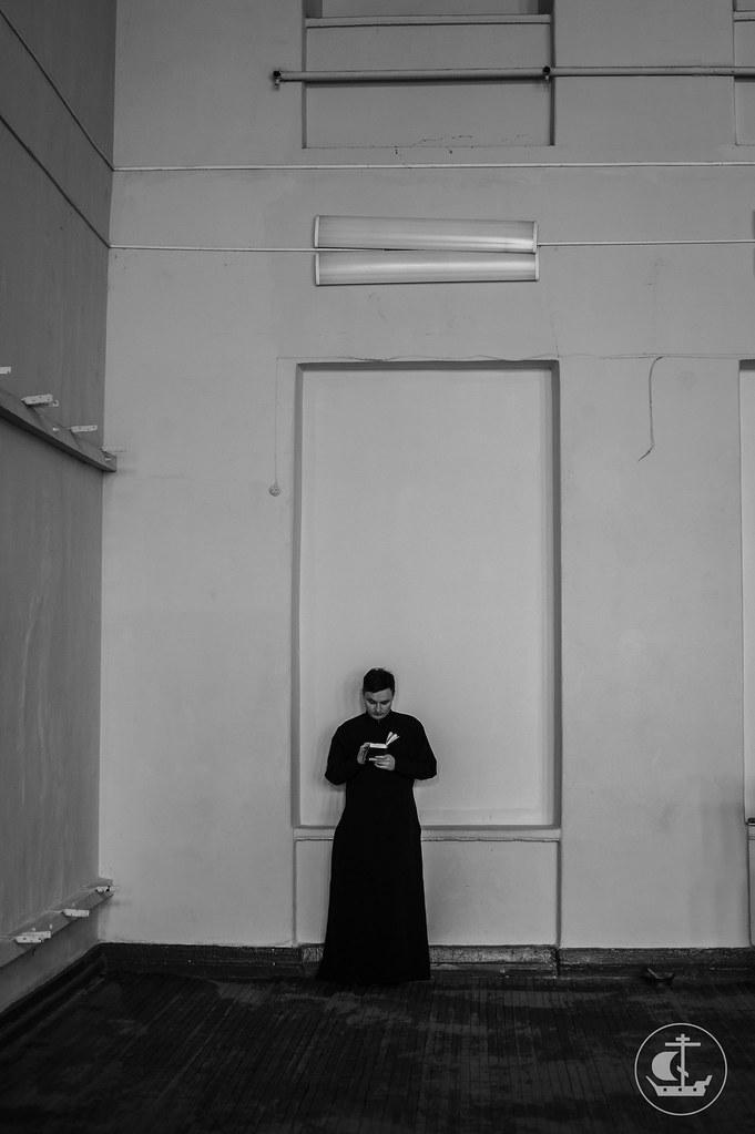 29-30 марта 2014, Богослужения Недели 4-ой Великого поста, память прп. Иоанна Лествичника / 29-30 March 2014, Services of the 4th Sunday of Great Lent, Commemoration of St. John of the Ladder