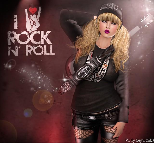 I ♥ Rock N'Roll ♥