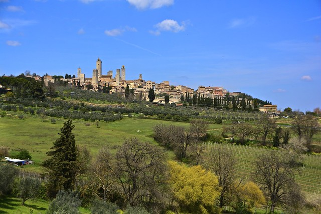 13543205264 9011f299bc z 4 DAYS TO VISIT BEAUTIFUL TUSCAN LANDSCAPE