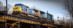 CSX 7882, 4817, Richmond, VA