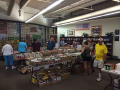 Book Sale, Paseo Verde Library @mypublib