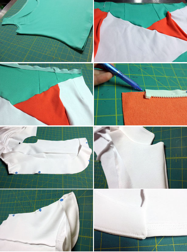 sewing one
