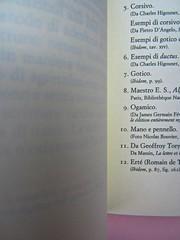 Roland Barthes, Variazioni sulla scrittura. Einaudi 1999. [Responsabilità grafica non indicata]. Elenco delle illustrazioni: pag. XXVII (part.), 1