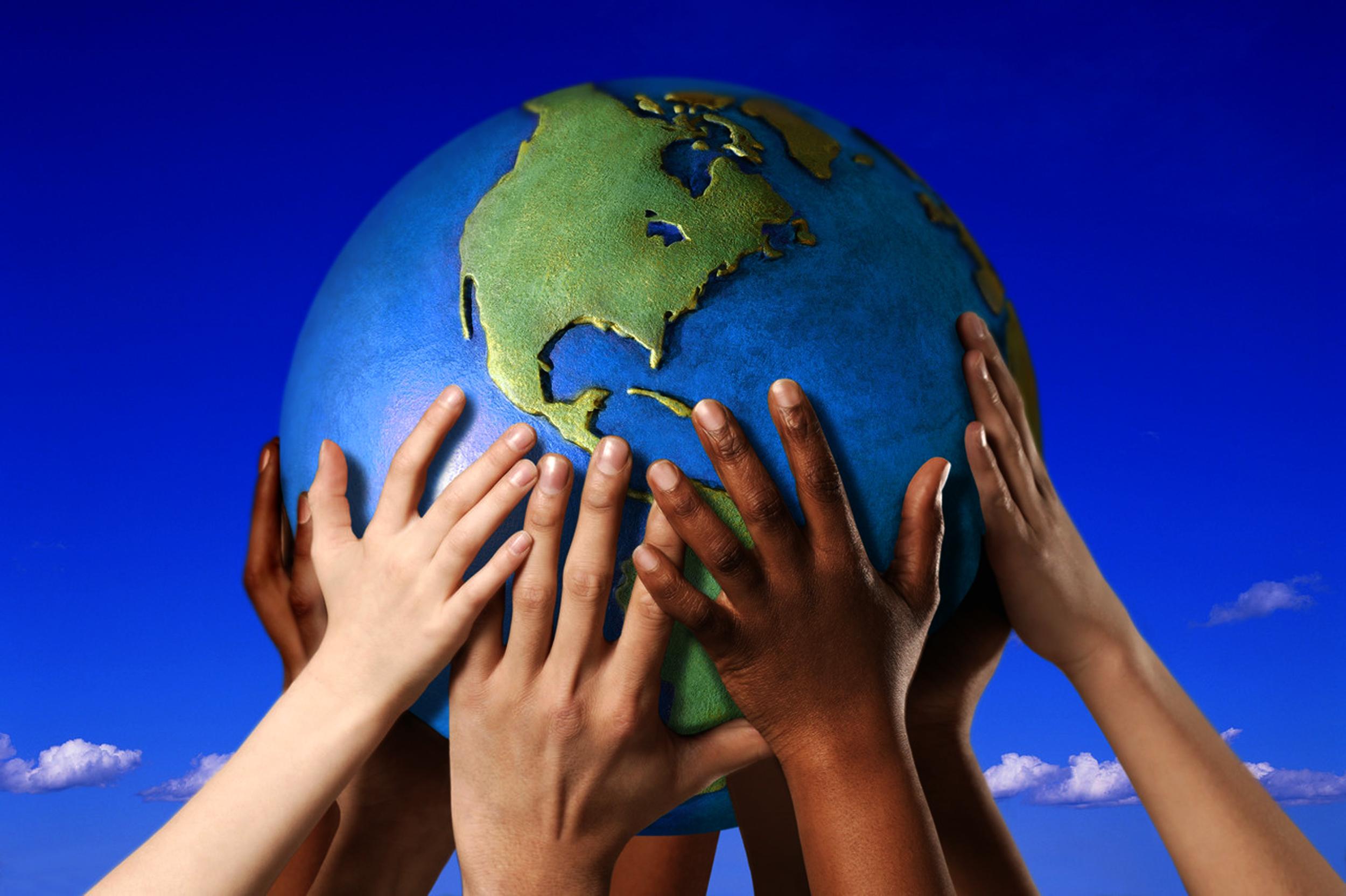ग्लोबल वार्मिंग का शिकार होती पृथ्वी