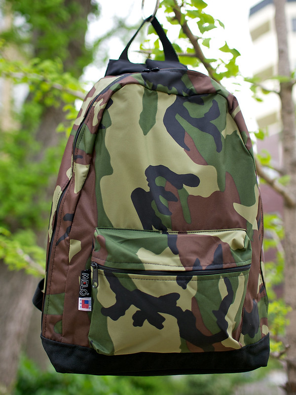 Melo / Teardrop Backpack