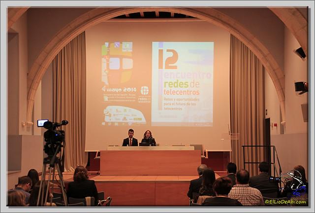 2 12 Encuentros de Telecentros en Burgos