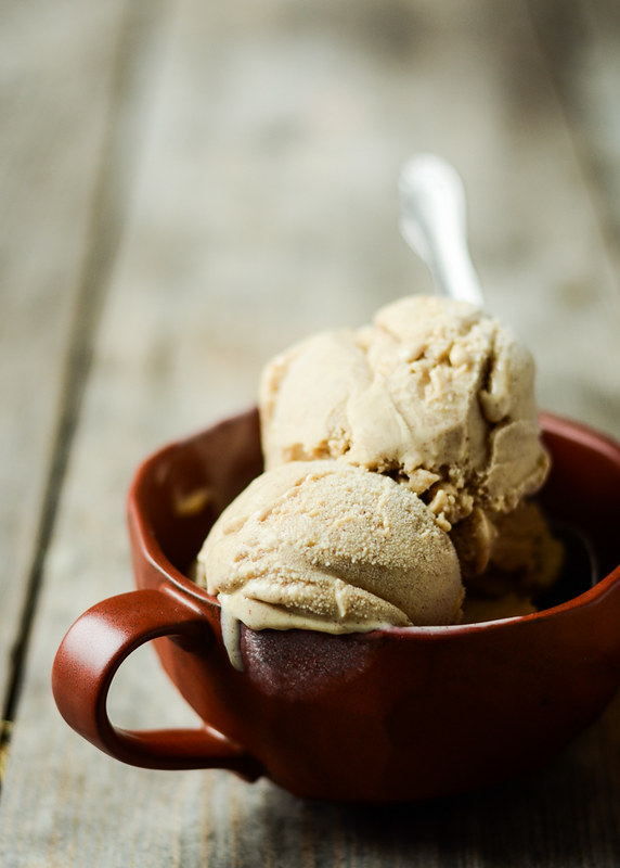 Cinnamon Ice Cream - Buttered Side Up