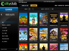 city club casino online download