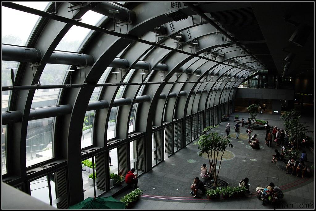大安森林公園捷運站隨拍