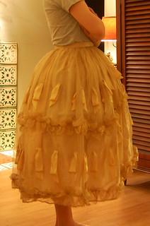 Robe de Style Hoop 17
