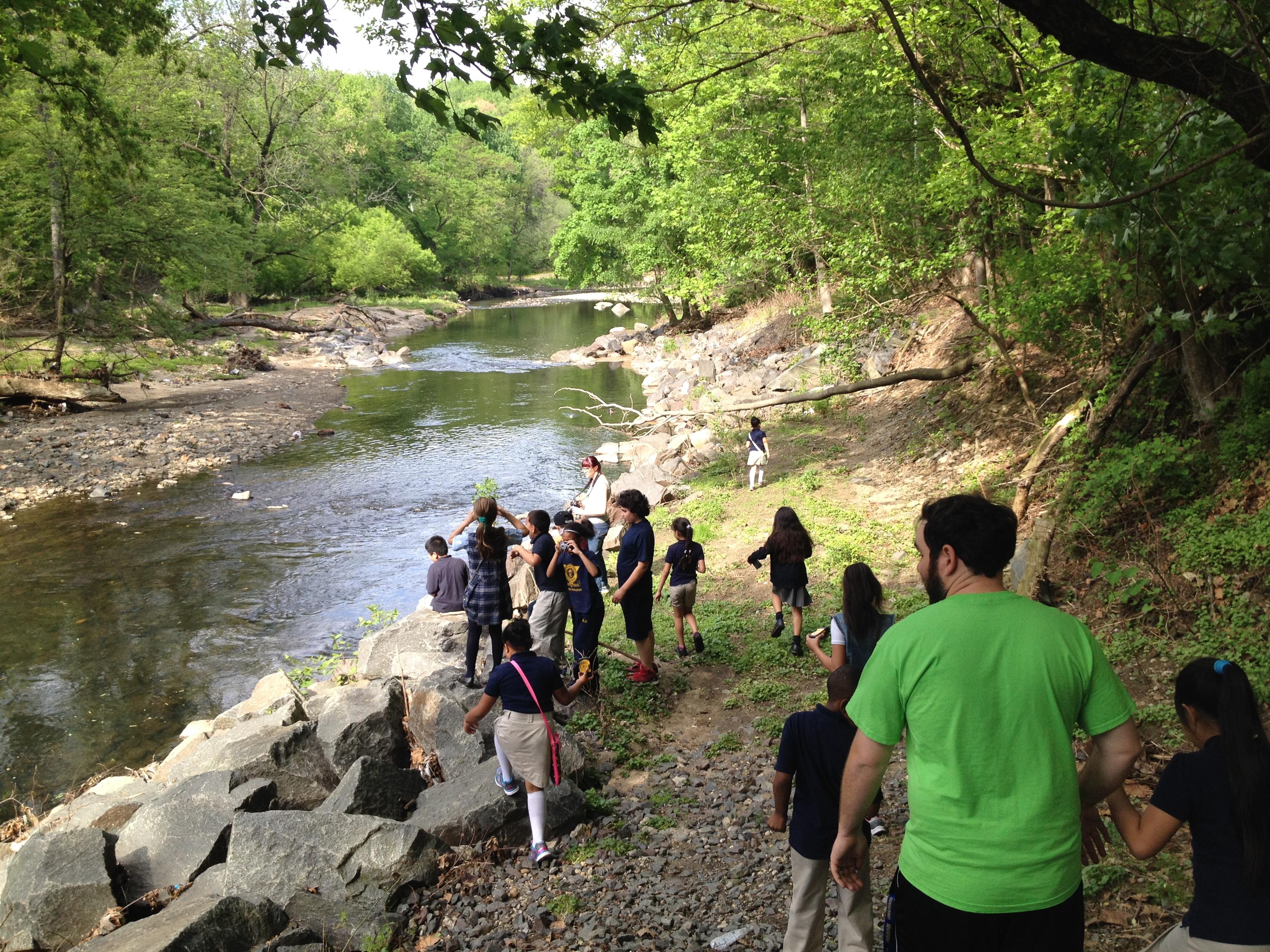 Tacony Creek Park Photo Walk