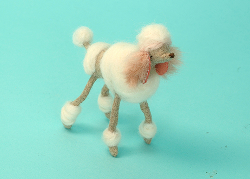 Poodle by Cat Rabbit