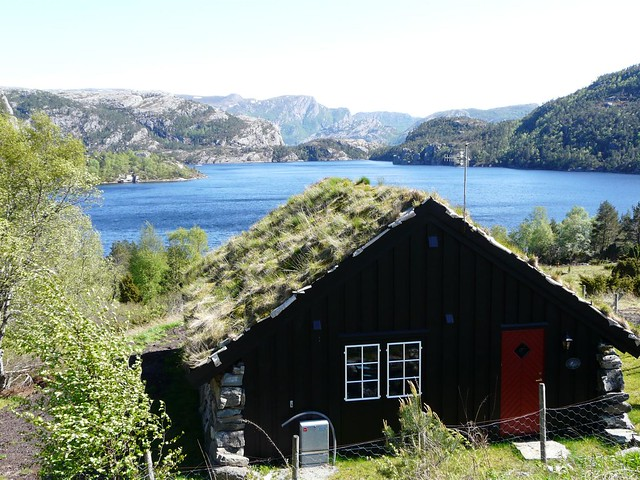 Casa de Stavanger (Noruega)