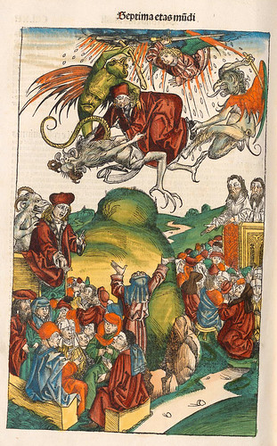 004-El anticristo-Liber Chronicarum-1493-Biblioteca Estatal de Baviera