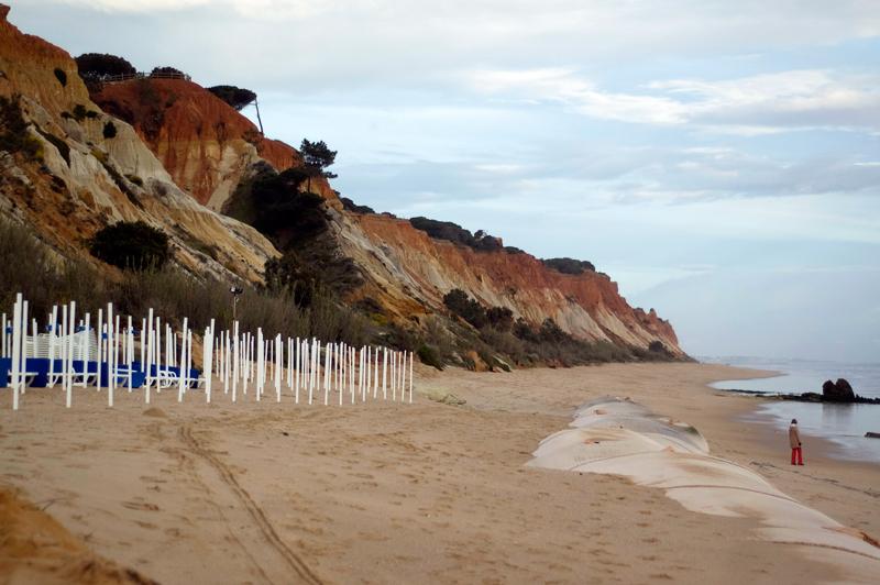 Praia da Falésia, Sheraton Algarve