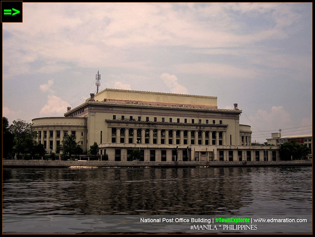 Post Office Building Manila