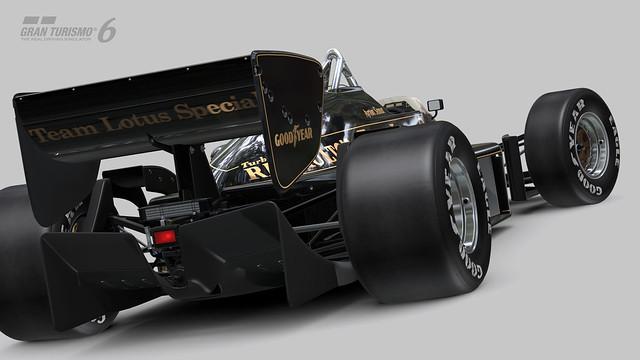 Lotus 97T '85