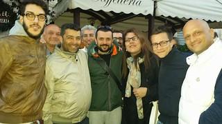 agorà con il deputato Giuseppe D'Ambrosio