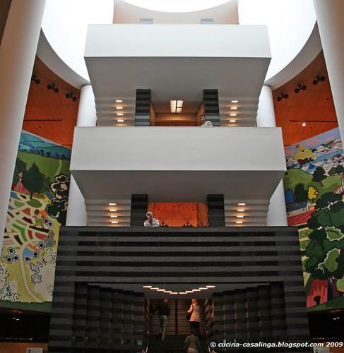 SFMOMA Treppe
