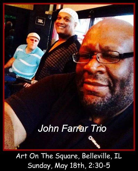 John Farrar Trio 5-18-14