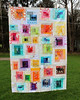 Do Good Stitches: Watercolor Quilt Top