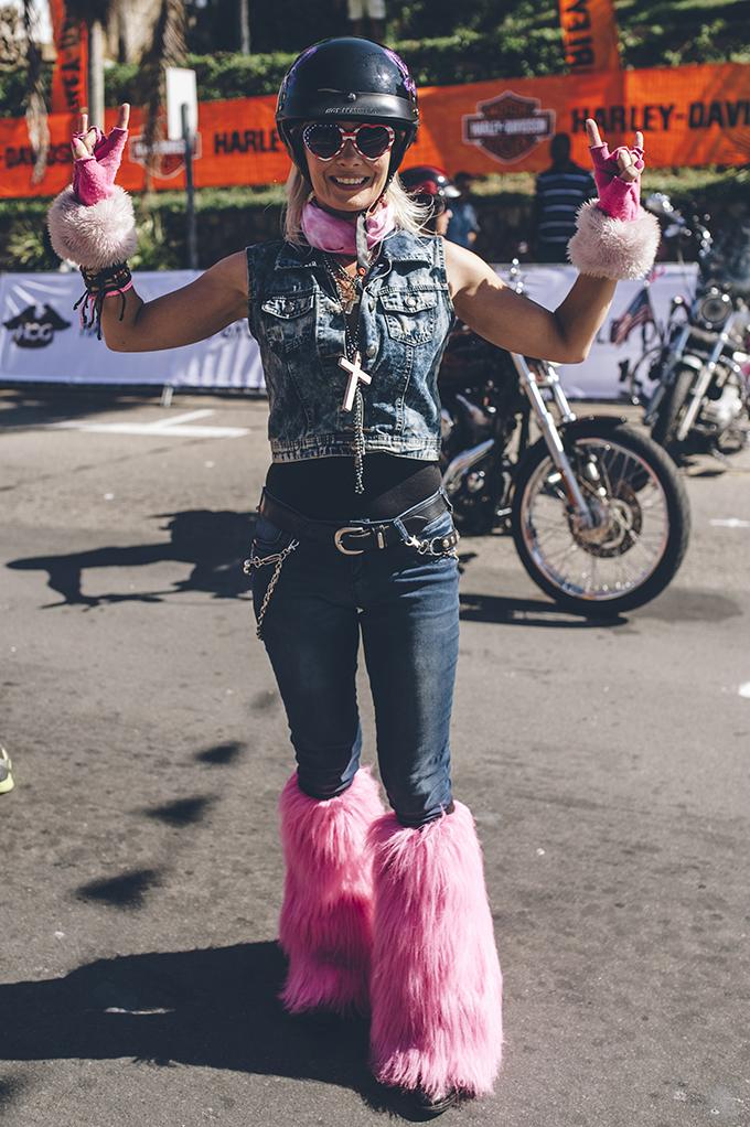 Harley Davidson Desmond Louw South Africa 0532