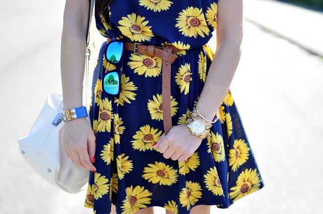 sunflower dress_10