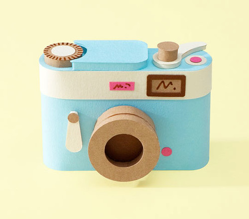 paper-model-vintage-camera