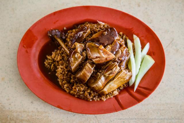 Whampoa Mkt Duck Rice Stall-9155-2