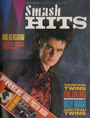 Smash Hits, April 11, 1985
