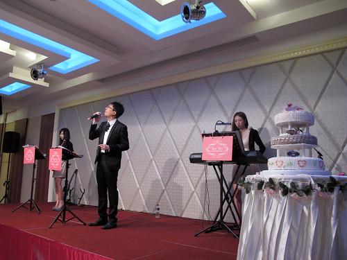 台南商務會館 母親節活動-現場樂團演出46