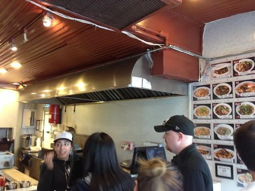 Noodle shop New York