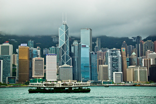 Victoria Harbour, Hong Kong Island