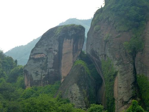 Jiangxi-Longhu Shan-6 Colline de l'elephant (7)