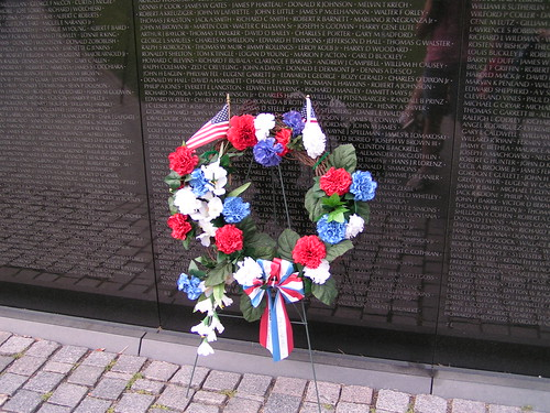 Vietnam Memorial - Washington DC
