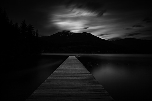trees bw white lake canada motion black nature water clouds forest landscape whistler big dock colombia long exposure bc dramatic peaceful lee british alta squamish stopper