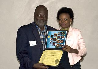Le Flambeau Found. Awards, The Spark, 052514 - Lourdia2