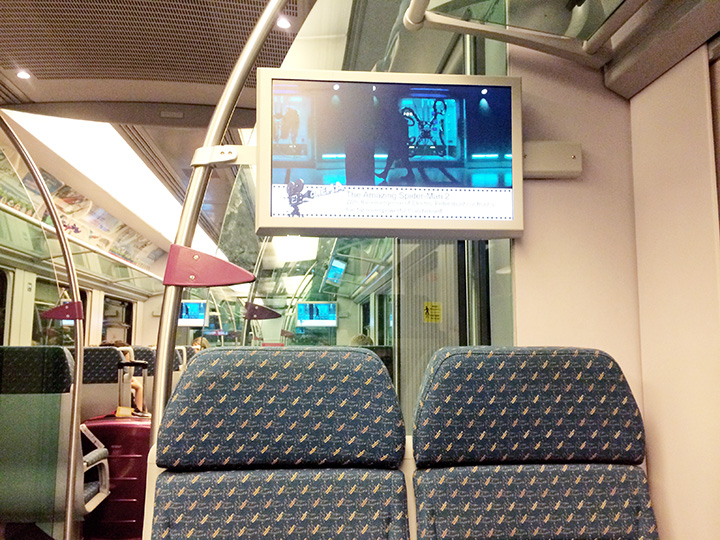 KLIA TRAIN tv