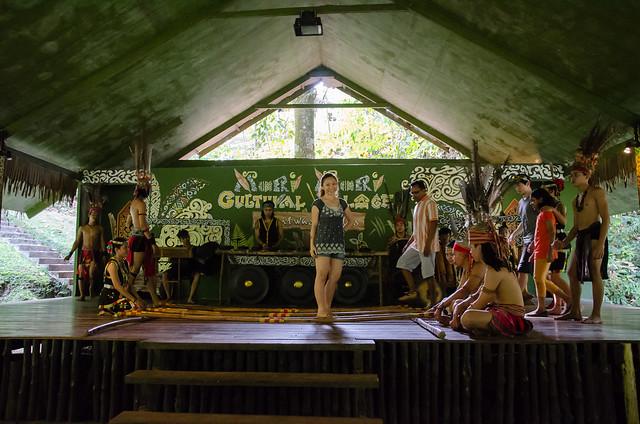Visiting Mari Mari Cultural Village during Sabah Trip