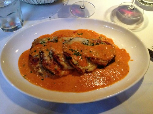 IMG_2604 Vivace's Eggplant dish