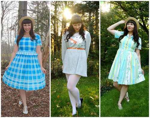 vintage dresses 4
