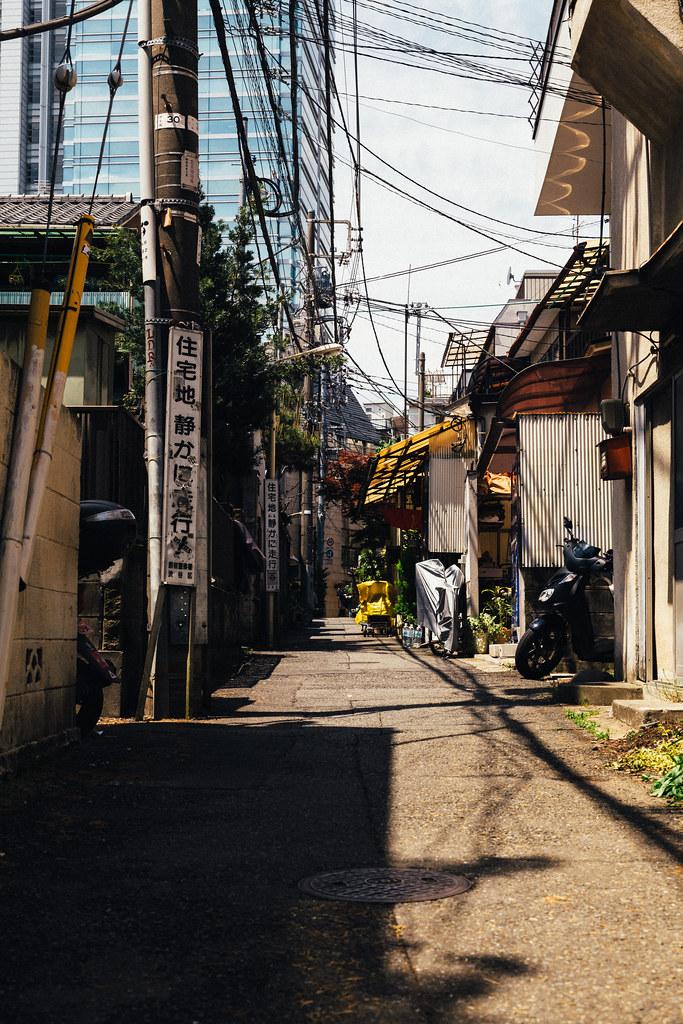 Harajuku Alleyway