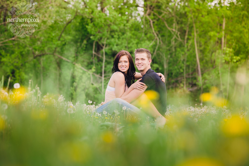 Kailee & Dominique - Anniversary Photosession