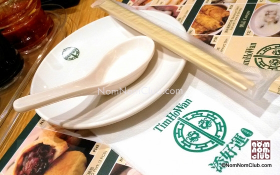 Tim Ho Wan DImsum Restaurant