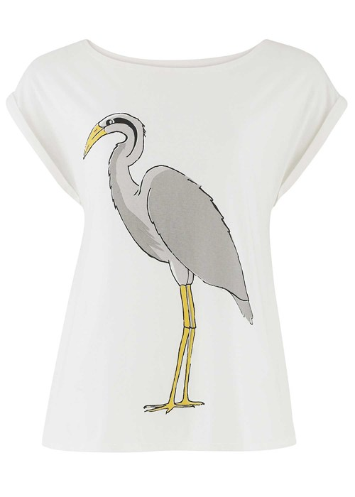 People Tree Heron Tee